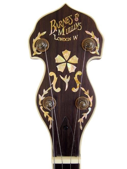 Barnes & Mullins BJ500m 5 String Banjo