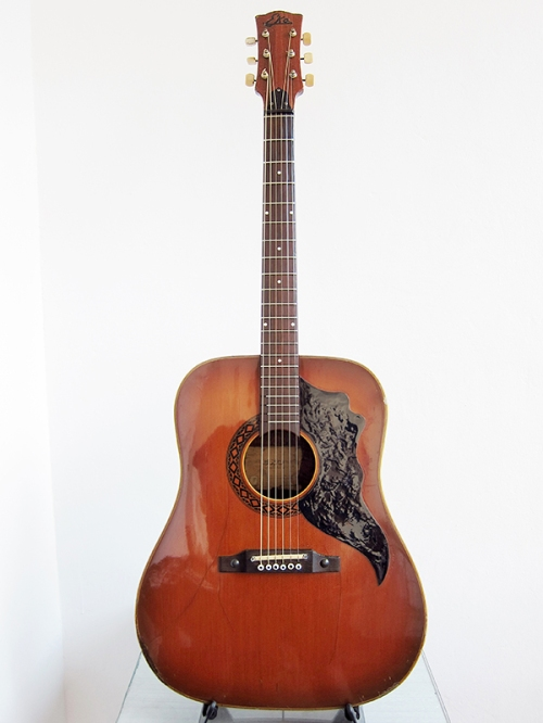 Eko Ranger VI, Dreadnought, Made in Italy, 1970's
