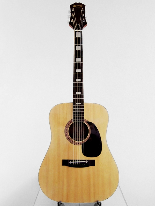 Kiso Suzuki WE-150, Dreadnought, Made in Japan, 1980