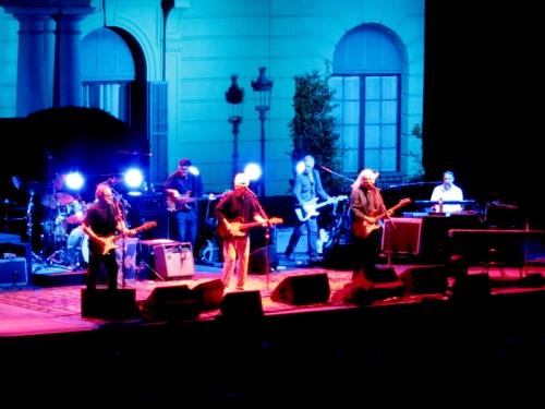 Crosby, Stills & Nash Setlist at Jardins del Palau Reial de Pedralbes, Barcelona, Spain 2013-07-08
