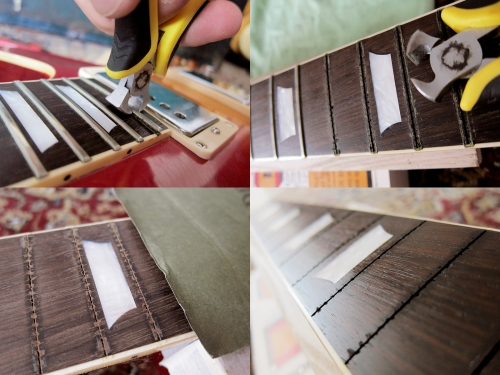 How to… refret a guitar