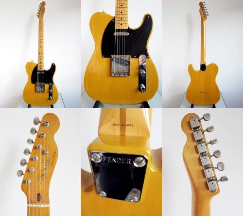 Fender Japan TL52-75