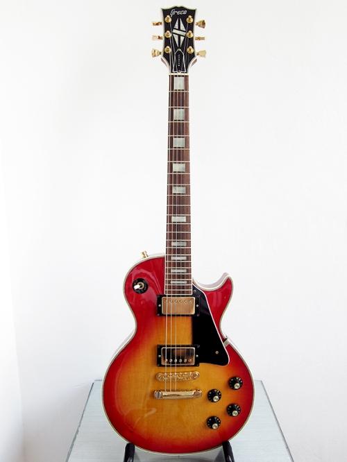 Greco Les Paul Custom EG-600C