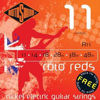 Roto Sound roto reds 11