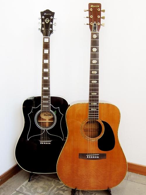 Morris WL-35 and Morris W-40