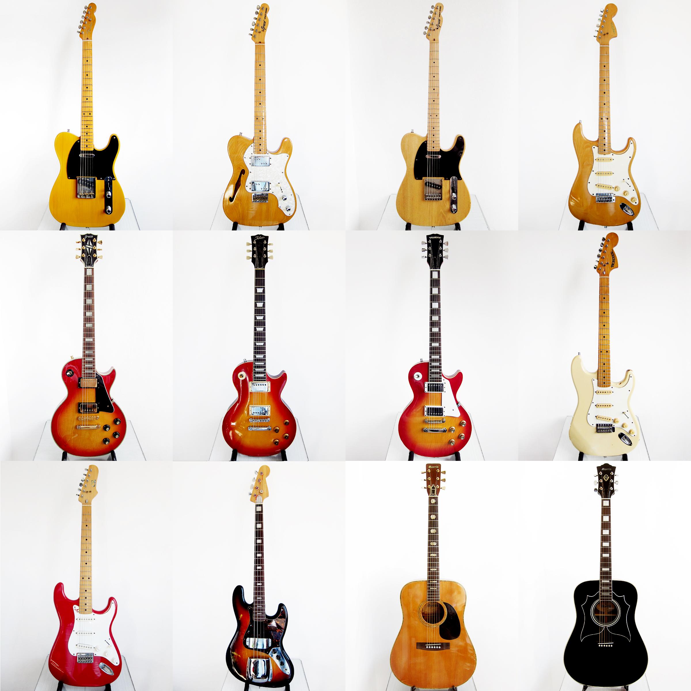Fender telecaster japan tl52 75