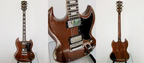 1977 Gibson Walnut SG Standard