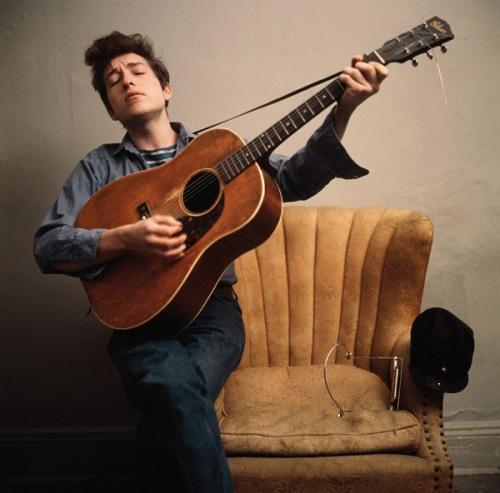 Bob Dylan Gibson J-50
