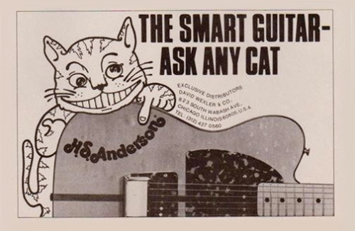 H.S. Anderson Mad Cat