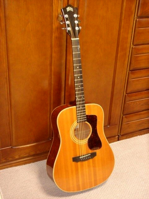 Yairi TG-40 Made in Japan 1977