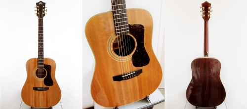 K. Yairi TG-40 Made in Japan 1977