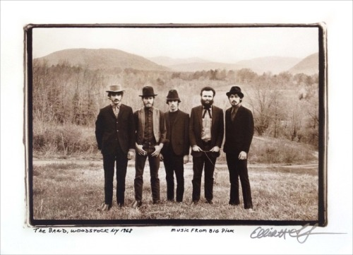 The Band by Elliott Landy