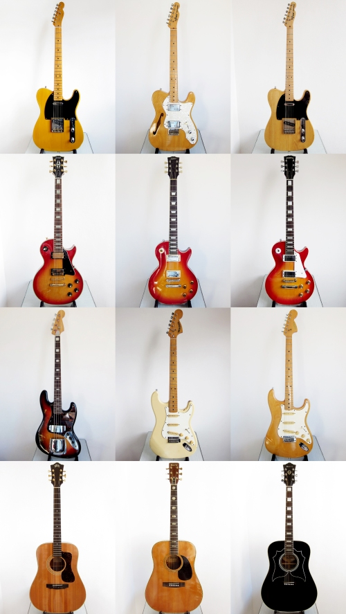 Japanese guitars, MIJ, Made in Japan