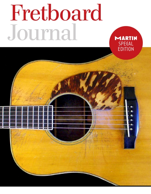 The FJ's Martin Guitar Anthology eBook