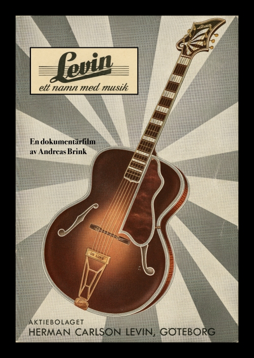 Levin - ett namn med musik / Levin - a name with music in it
