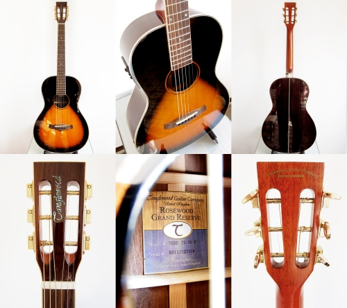 Tanglewood Rosewood Grand Reserve TRP-73VSE 2011