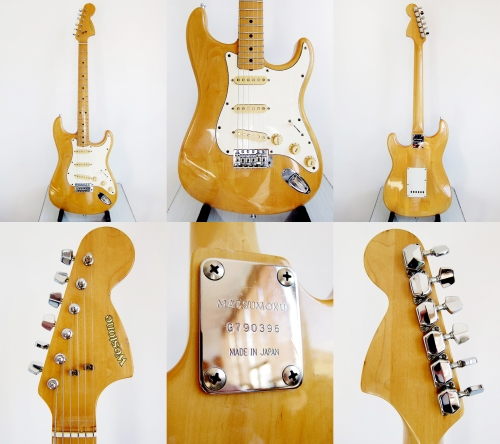 Westone Stratocaster Made in Japan, Matsumoku 1979
