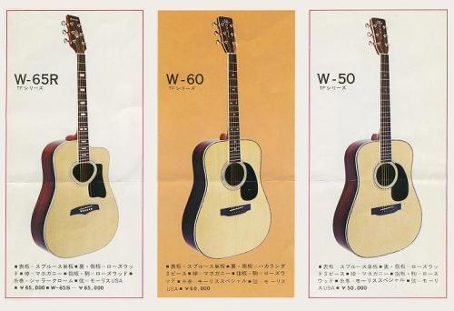 Morris Japan catalogue / catalog 1976