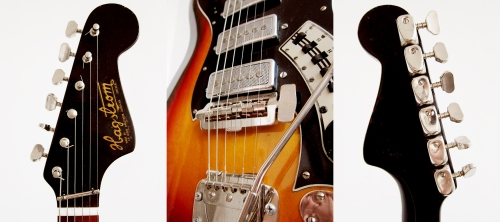 Hagström III Made in Sweden 1970