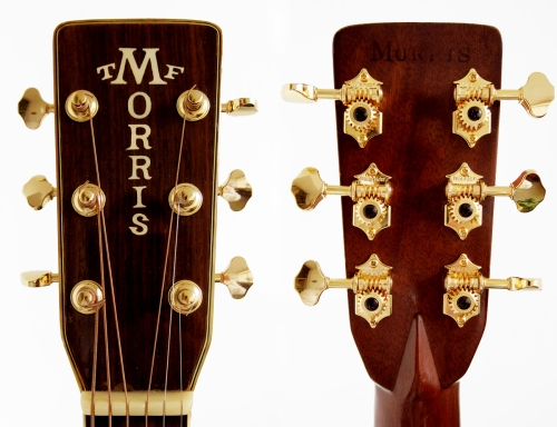 Morris W-50 1970's Made in Japan