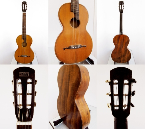 Parlour guitar Made in Germany 1920-30's