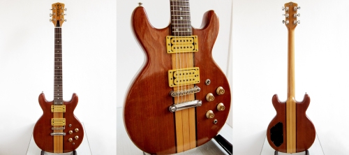 CG Winner AO-410 Made in Japan Neck trough late 1970's