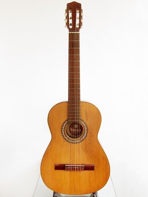 Rubenca Spanish Guitar Zaragoza 1960's
