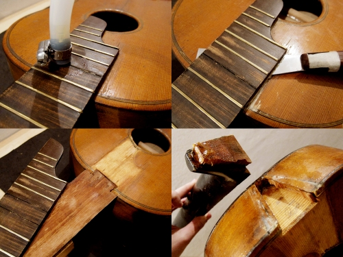 Sonora parlour guitar Made in Germany 1920-30's