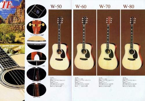 Morris Japan catalogue 1979