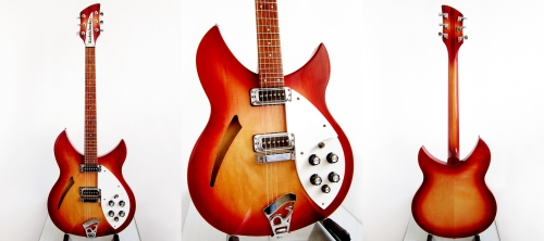 Rickenbacker 330 Made in USA 2000