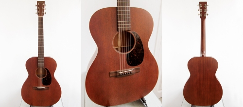 Martin 000-15M, Made in USA