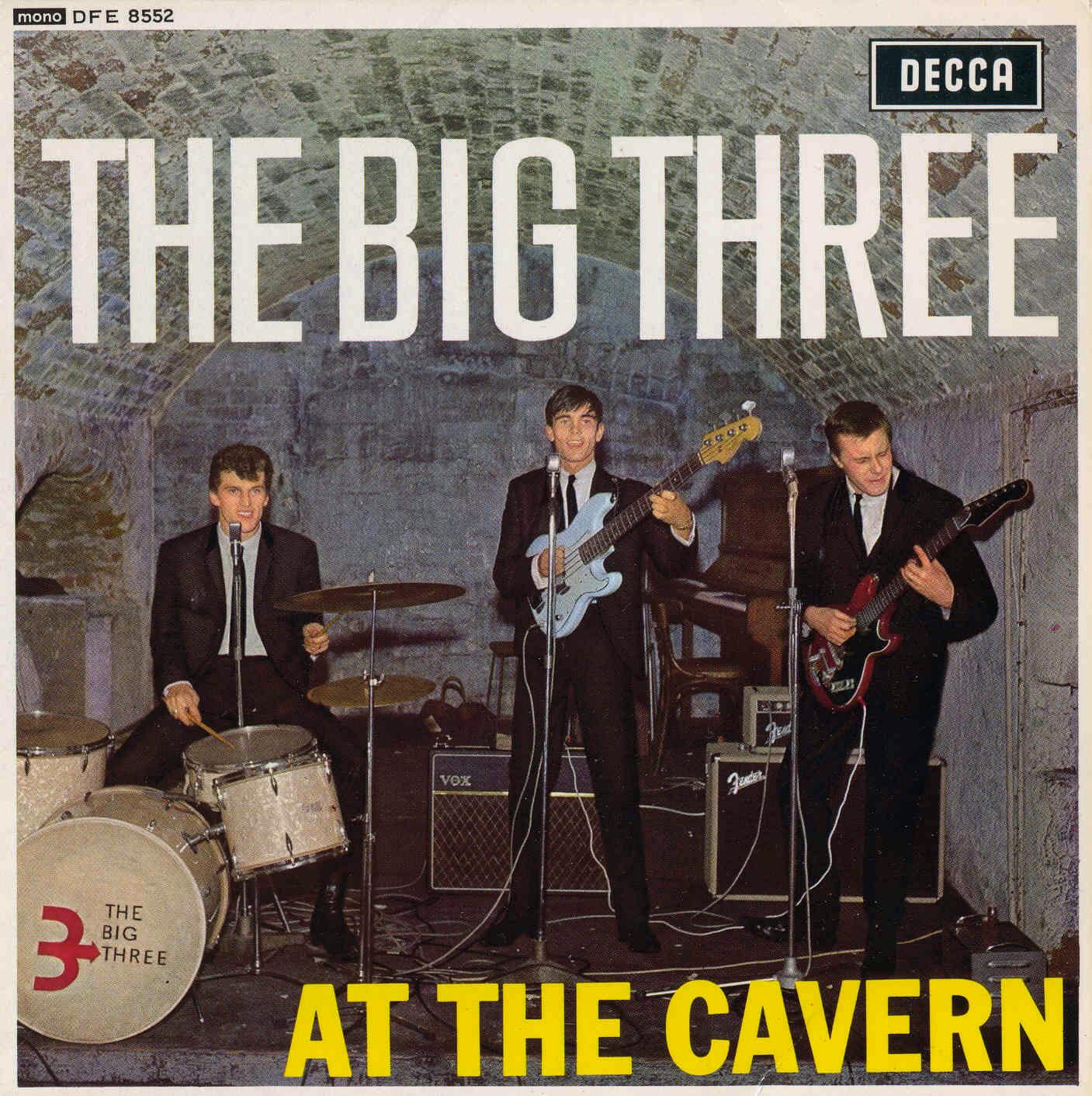 the-big-three-at-the-cavern-decca
