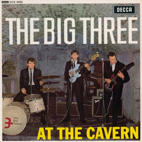 the-big-three-at-the-cavern-decca
