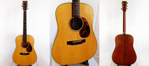 Martin SWDGT, Made in USA 2004