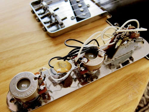Fender Telecaster Made in USA, Fullerton 1978
