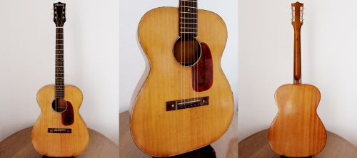 Harmony H-162, Made in USA 1960's