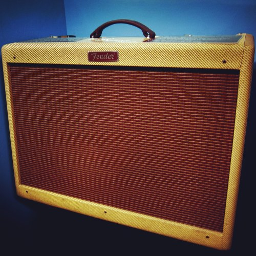 Fender Blues Deluxe™ Reissue, 40W tube amplifier 2011